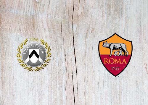 Udinese vs Roma - Highlights 30 October 2019