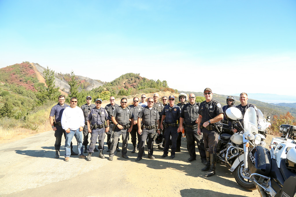 Santa Cruz Police Scpd Host Annual Multi Agency