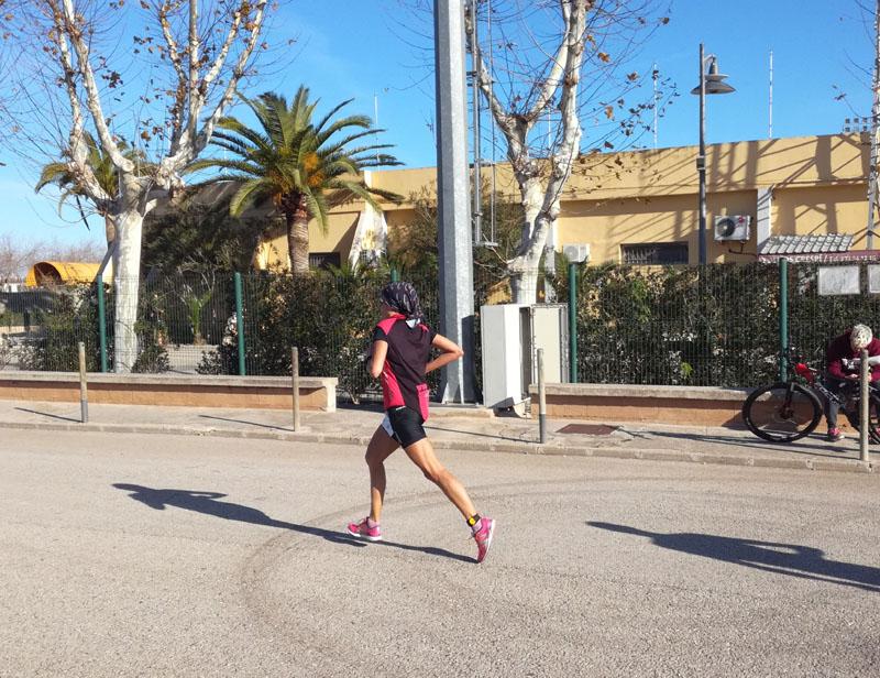 Foto: Duathlon Sa Pobla, ultimi metri di corsa