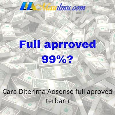 syarat+blogger+diterima+adsense+full+aproval