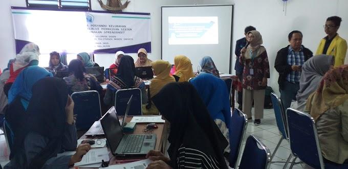 PNJ Berdayakan Puluhan Kader Posyandu Kelurahan Pancoran Mas