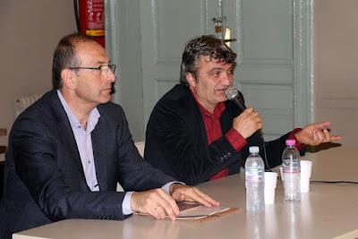 Η παρουσίαση του νέου βιβλίου του Ομέρ Ασάν στην Κατερίνη