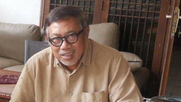 Rektor Unhas Doakan Kesembuhan Prof Idrus Paturusi yang Positif Corona