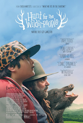 Poster Hunt For The Wilderpeople