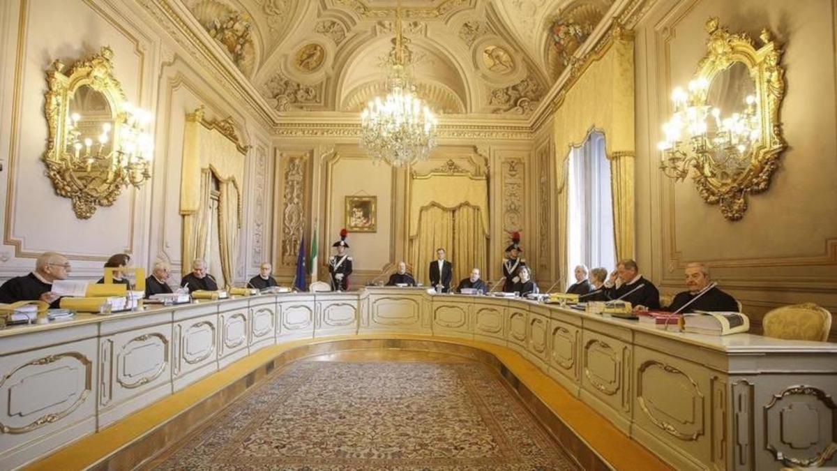 Sentenza 137 Corte Costituzionale sussidi ai mafiosi