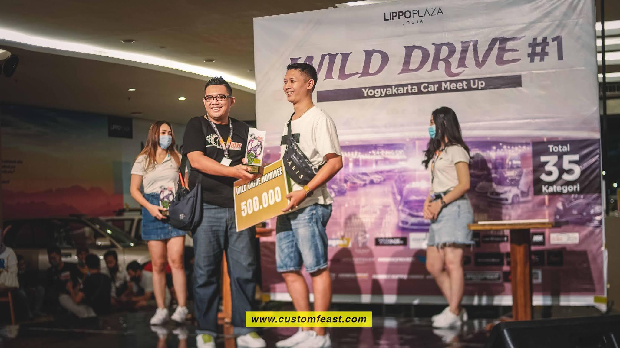 Wild Drive Car Contest