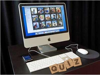 Online Computer Quiz