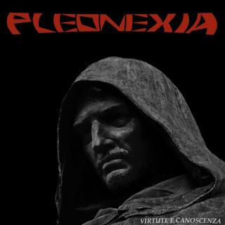 """Το album των Pleonexia """"Virtute e canoscenza"""""""