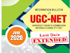 NTA UGC NET JRF June 2020 Online Form Last Date Extended