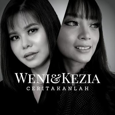 Artwork Lagu Ceritakanlah dari Weni dan Kezia. (Dok. Istimewa)