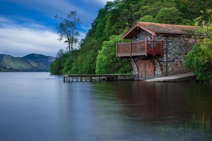 El poder de las casas rurales al lado del río o mar durante el Covid19