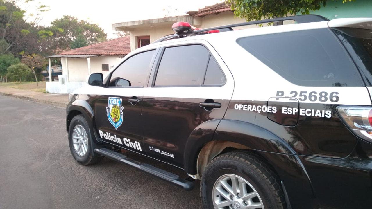 Dise de Avaré realiza operação contra o tráfico de drogas e prende 10 criminosos