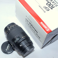 Jual Lensa Macro Canon 100mm F2.8 USM