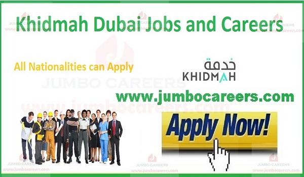 Current jobs in Dubai, Vacancies Gulf countries,