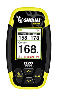 IZZO Swami 4000+ Golf GPS, image, review features & specifications plus compare with Swami 4000