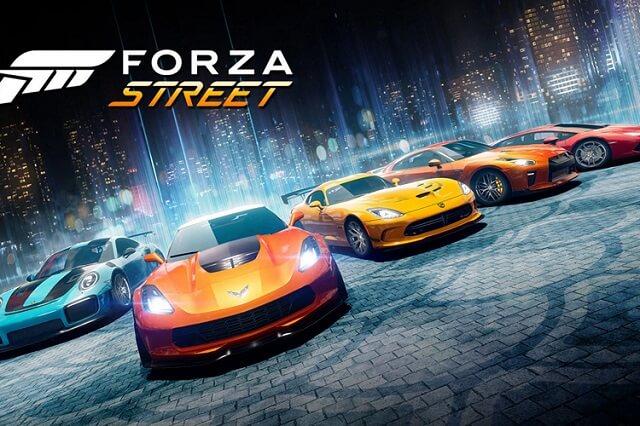 لعبة Forza Street ستتوفر على الهواتف الذكية في 5 مايو