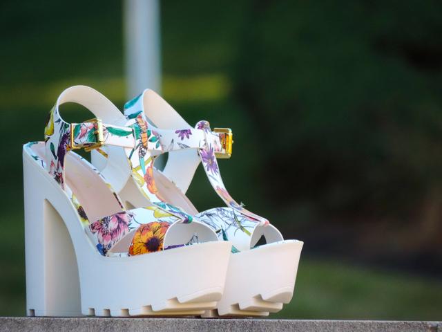 Shoetopia platform heels