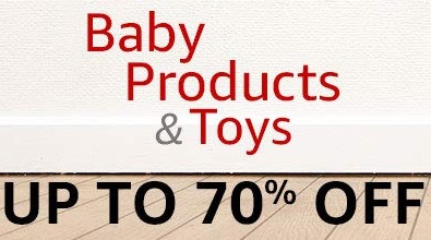 Baby Products and Toys