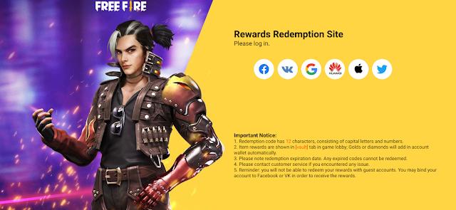 Daftar Kode Redeem Game Garena FreeFire, Segera Claim Hadiahnya 18 Mei 2021