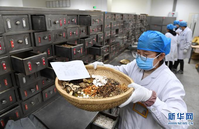 6 Obat Tradisional Cina untuk Covid-19 (Menurut Lembaga Nasional Pengobatan Tradisional Tiongkok)