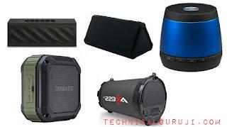 Bluetooth Traveling speakers