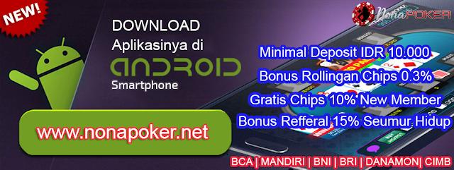 Nonapoker Situs Judi Poker Online