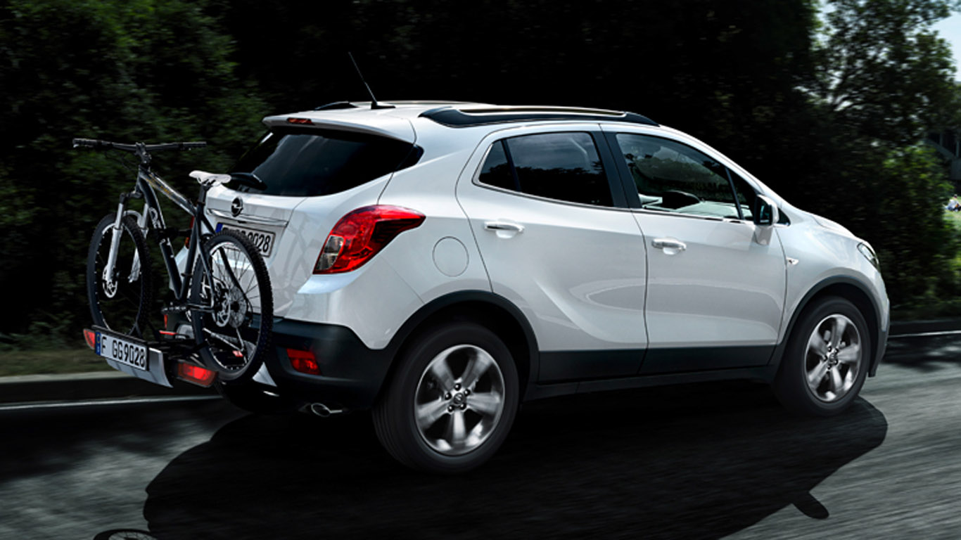 Buick Encore Bike Rack >> Riwal888 Blog New Opel Flexfix Easily Carries Up To Four Bicycles