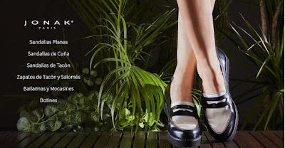 Zapatos mujer Jonak