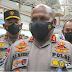 Polda Papua Mengirim Dua Peleton Brimob ke Kiwirok Kejar KKB