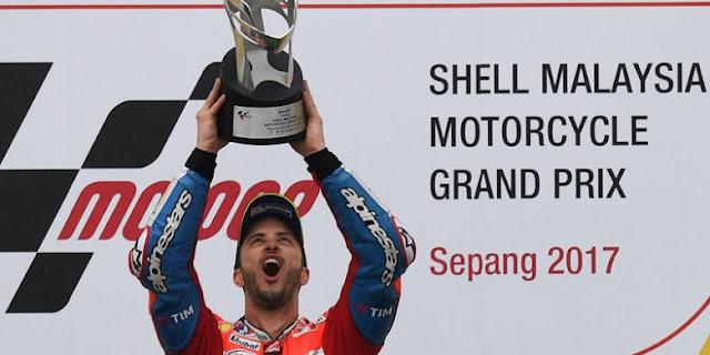 Andrea Dovizioso Harapkan Ini, Jelang MotoGP 2018