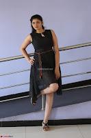 Khanishka new telugu actress in Black Dress Spicy Pics 49.JPG