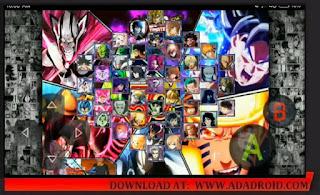 Download Jump Ultimate Stars Mugen Apk