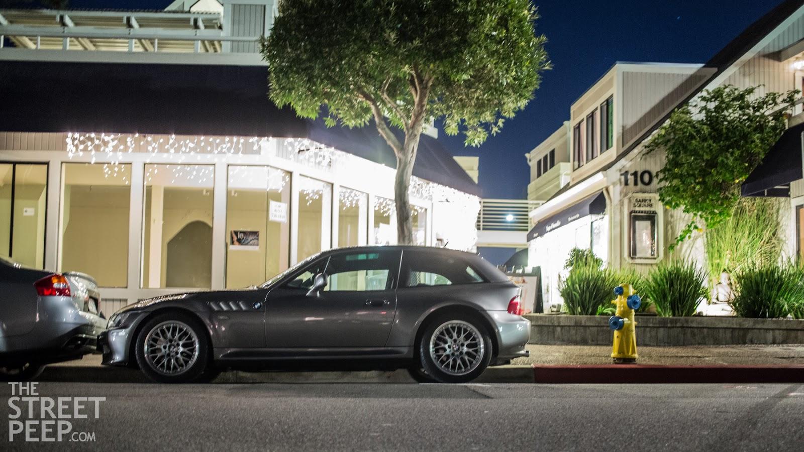 The Street Peep 2001 Bmw Z3 Coupe