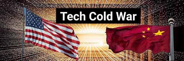 आने वाले विश्व की तस्वीर बदल सकता है तकनीकी शीतयुद्ध