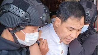 Hoaks! Munarman lumpuh karena disiksa sejak ditangkap