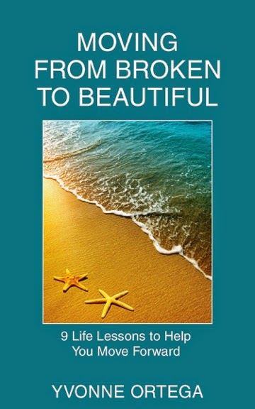 Book Give Away: Moving From Broken to Beautiful