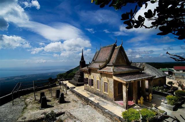 Bokor plateau, Cambodia.