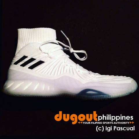 brand new bb9af 60b91 Adidas launches Crazy Explosives 2017 PK