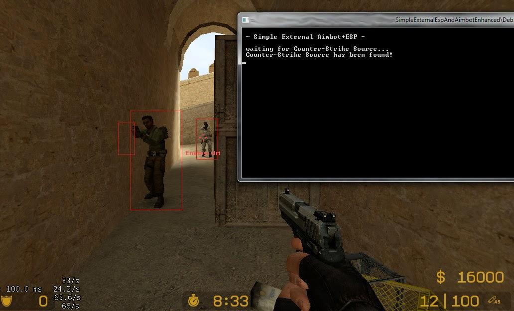 W8k4IGc Counter Strike Hile External Aimbot Esp Hile Botu V01032014 indir