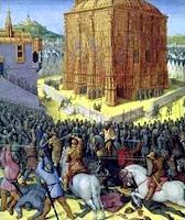 Babylon Besieges Jerusalem