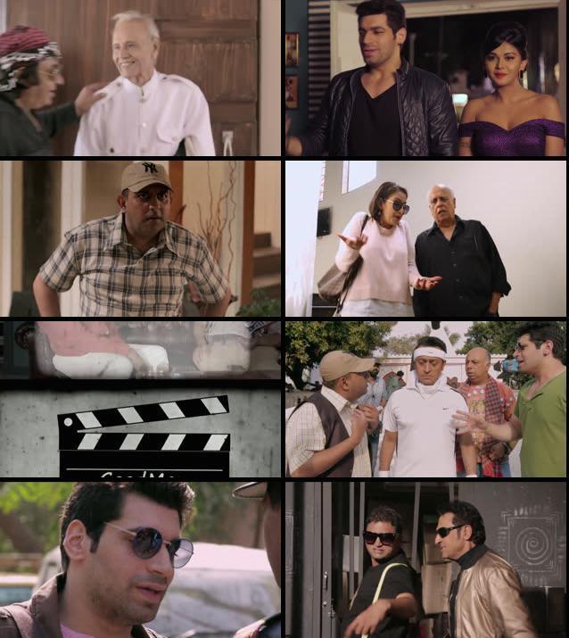 Badman The Movie 2016 Hindi 480p WEB-DL