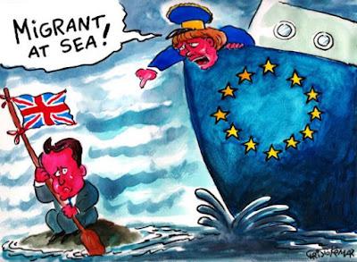 Drowning, not waving...