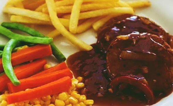Cara membuat steak tempe spesial paling enak