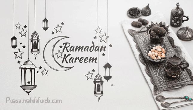 Kartu ucapan ramadan 2020 1441 h