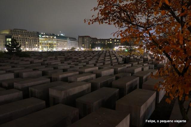 Memorial do Holocausto em Berlim, Alemanha