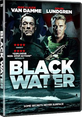 Black Water [2018] [DVD R2] [PAL] [Castellano] [DVD9]