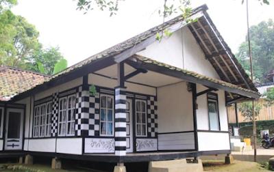 Wisata Kampung Tajur, kampung tajur objek wisata rumah adat