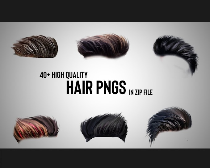 Download 40+ HD Best CB Hair PNGs in ZIP File - AC EDITING ZONE
