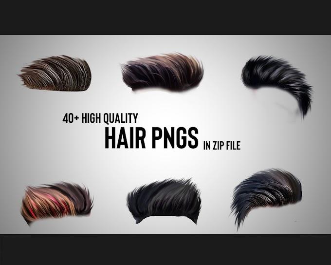 Download 40+ HD Best CB Hair PNGs in ZIP File - AC EDITING ZONE