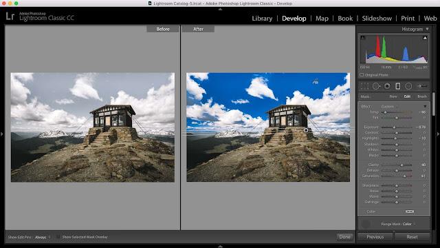 تحميل برنامج Adobe Lightroom Classic CC للكمبيوتر